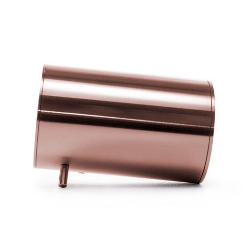leff amsterdam tube audio copper designed by piet heijn eek side
