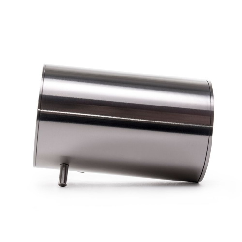 leff amsterdam tube audio steel designed by piet heijn eek side