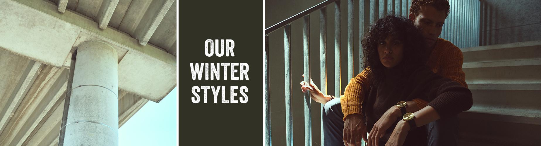 LEFF Amsterdam winter styles